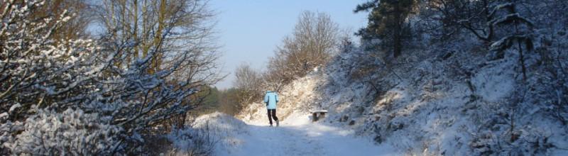 Nationaal Park Winterwandeling