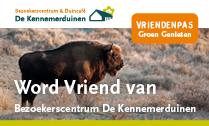 Word vriend van De Kennemerduinen en profiteer van korting!