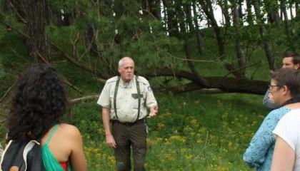 Boek een excursie in de natuur