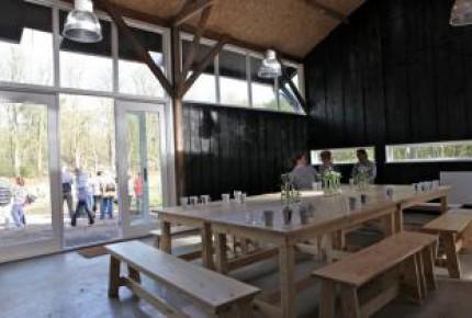 Vergaderen in de Bosuil