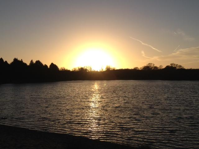 Foto van Zintuigenwandeling bij zonsopkomst
