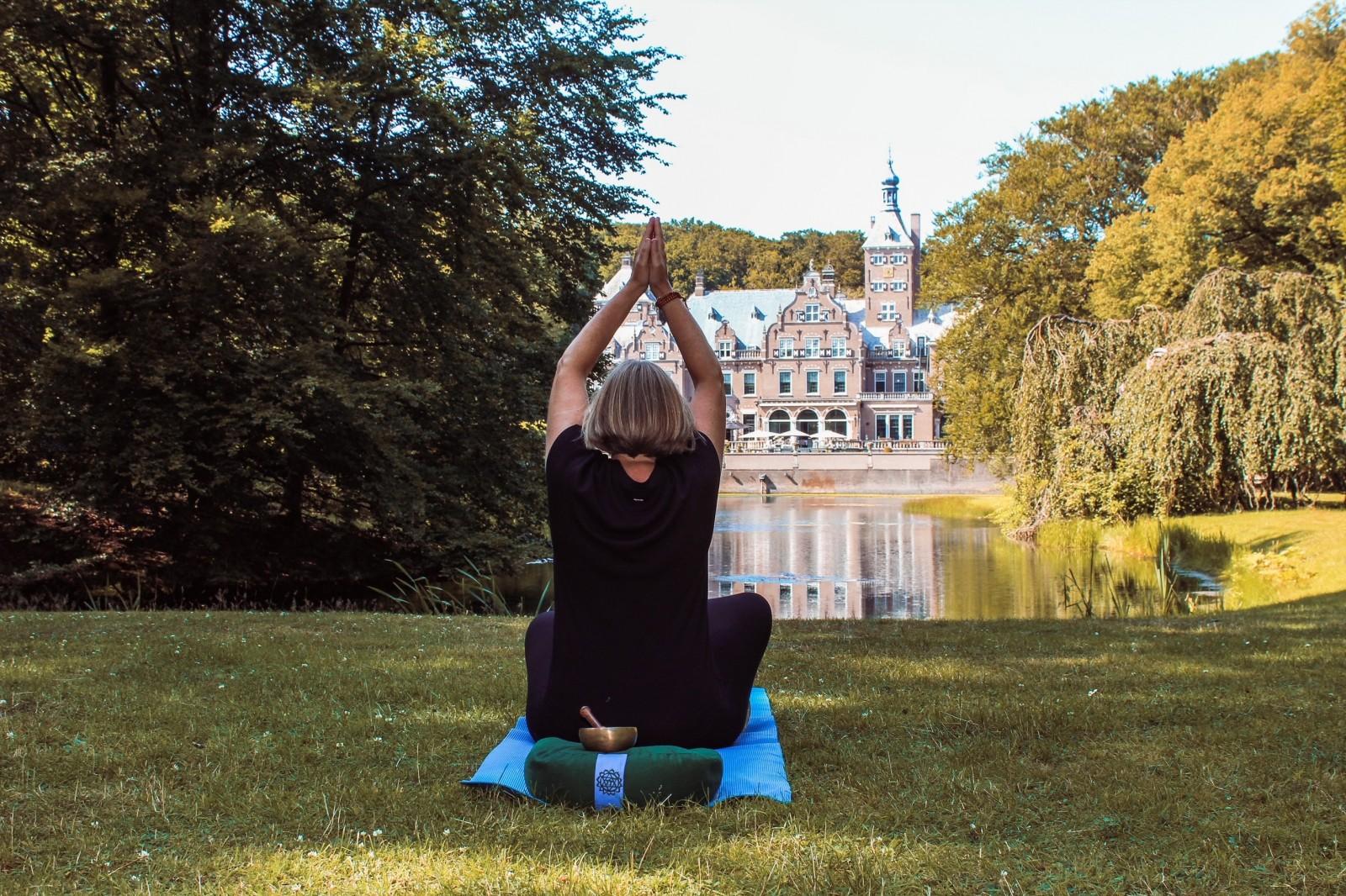 Foto van Yoga en Mindfulness 2-daagse Retreat op Landgoed Duin & Kruidberg